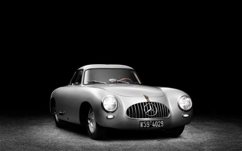 Power recline, height adjustment, cushion extension, fore/aft movement and cushion tilt. Mercedes Benz 300 SL 1952 Wallpaper | HD Car Wallpapers | ID #2400