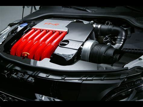 2007 Abt Sportsline Audi Tt R Engine 1024x768 Wallpaper