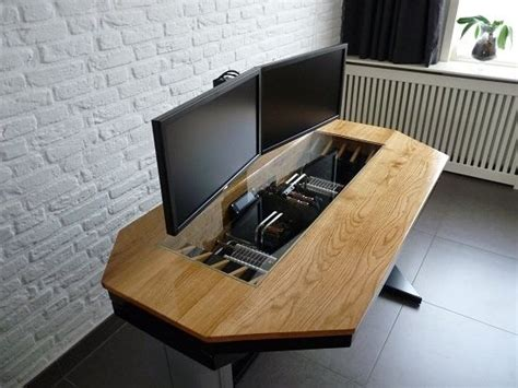 how to build a computer desk from scratch building a computer desk from scratch 84 best computer