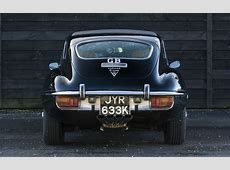 Jaguar EType V12 2+2 Coupe 1971 UK Wallpapers and HD