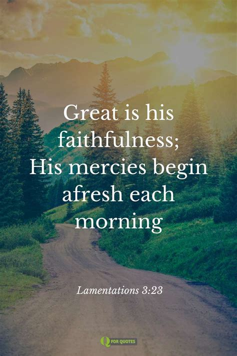 Good Morning Bible Quotes Enchanting 8 Good Morning Bible