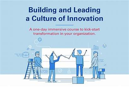 Innovation Culture Building Leading Aha Banner Event