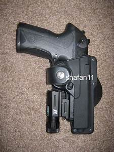 Fobus Tactical Holster With Light Fobus Holster Beretta Px4 Storm With Rail Tactical Light