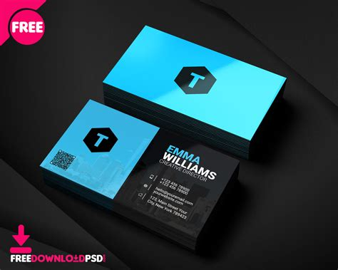 [100% Free] Premium Business Card Psd Best Business Card Scanners On The Market Scanner Iphone 7 Water Psd Printing Thane Visiting Udaipur Online Pakistan Photoshop Free Template Nulled