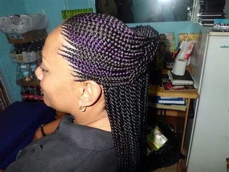 Invisible Cornrow Braids Hairstyles Solution