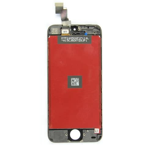 iphone 5c lcd screen iphone 5c lcd complete black icasse pi 232 ces et outils 14673