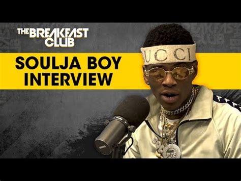 Soulja Boy Drags Tyga, Drake, Kanye West & Reclaims The ...