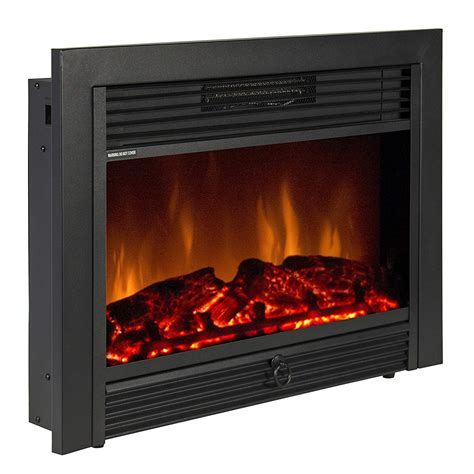 electric fireplace insert top   review bestreviewycom