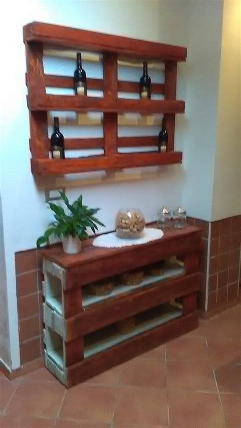 Wooden Pallet Shelves Ideas   Pallet Idea