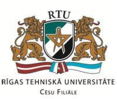 Papildus uzņemšana Rīgas Tehniskajā universitātē Cēsu ...