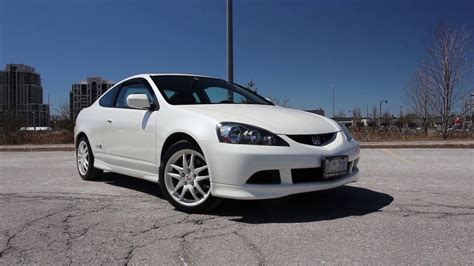 review modified 2006 acura rsx type s youtube