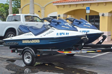 Used Sea Doo Boats by 4 Person Seadoo Jet Boat Boats For Sale New And Used