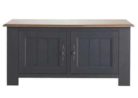 placage meuble cuisine acheter votre meuble télé moderne bicolor chêne gris et