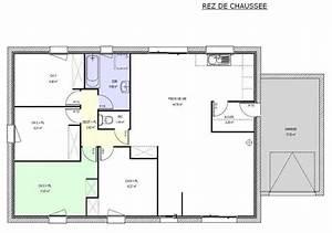 exemple plan maison exemple de plan de maison gratuit With plan 3d maison gratuit 7 devis gratuit maison individuelle bois prix au m2