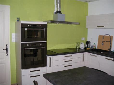 deco cuisine blanche deco peinture cuisine blanche cuisine idées de