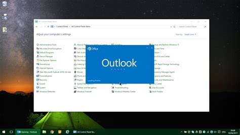 Office 365 Outlook Loading Profile by How To Setup A New Outlook 2016 Profile And Connect It To