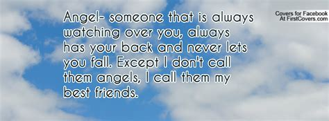 Someone Watching Over Me Quotes