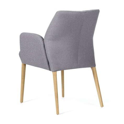 4 pieds 4 chaises rouen chaise cocooning en tissu avec accoudoirs enora 47 mobitec 4 pieds tables chaises et