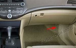 Fuse Box Diagram  U0026gt  Honda Accord  2008