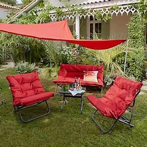 Salon De Jardin Pliant : salon de jardin pliant mc immo ~ Dailycaller-alerts.com Idées de Décoration
