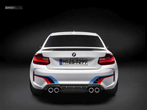 Bmw Parts by Listen To The Sound Of The Bmw M2 M Performance Exhaust System