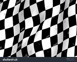 Wavy Checker Flag Pattern (Vector) - 168139274 : Shutterstock