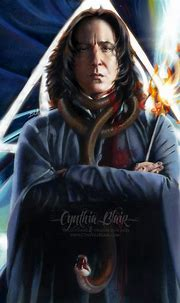 Severus Snape | ALWAYS! my favourite character from Harry ...