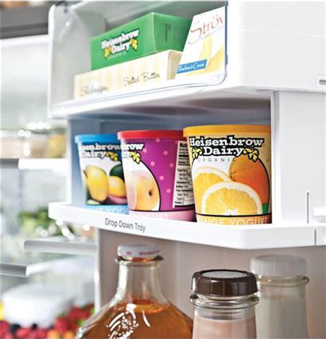 monogram energy star  cu ft counter depth french door refrigerator zwepshss ge