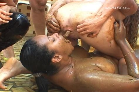 MFX-1000-1 Brazilian Scat Girls | Great Scat Porn Video Clips Collection