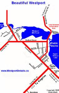 Westport Ontario Map