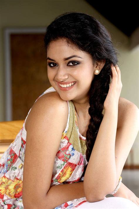 Actress Keerthi Suresh Latest Album Cine Punch