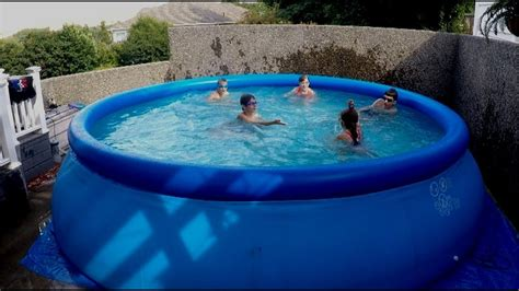 Swimming Pool : How To Play Swimming Pool Games In Your Backyard Pool
