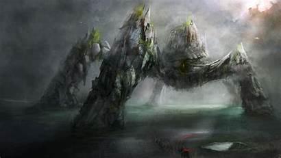 Dragons Dungeons Epic Desktop 1080p Wallpapers Fantasy