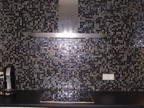 mosaique pour cuisine dolce mosaic crédence cuisine en pâtes de verre