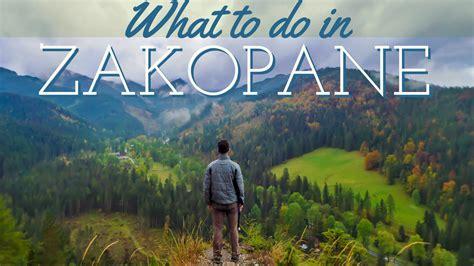 Zakopane, Poland: What To Do In The Tatras