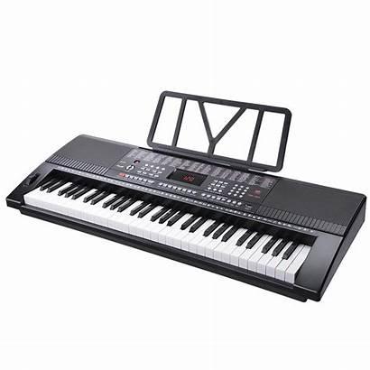 Piano Keyboard Key Electronic Display Portable Organ