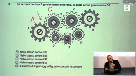 Test Logica Università - test ingresso medicina odontoiatria cattolica esempio