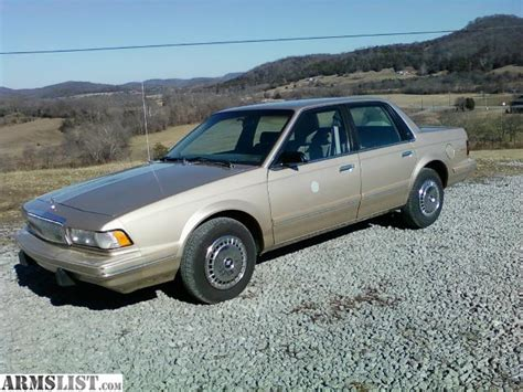 1995 Buick Century For Sale by Armslist For Sale 1995 Buick Century