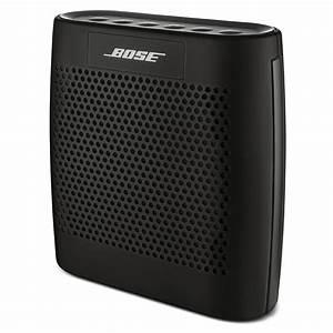 Bose SoundLink Couleur Bluetooth Haut Parleur Noir