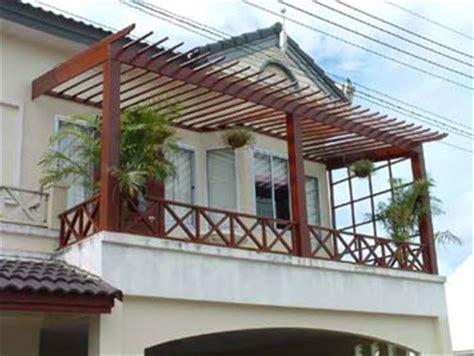 Roof Balcony, Attic Balcony Roof Balcony Design. Interior