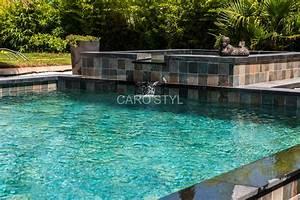 Carrelage Vert D Eau : quelle couleur d 39 eau pour sa piscine le choix du rev tement d terminera la couleur de l 39 eau ~ Melissatoandfro.com Idées de Décoration