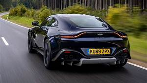 2020 Aston Martin Vantage Amr Manual First Drive Review