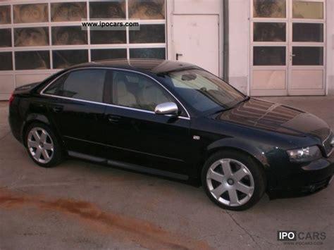 2003 Audi S4 V8 4.2 Quattro Sedan Recaro Xenon Top