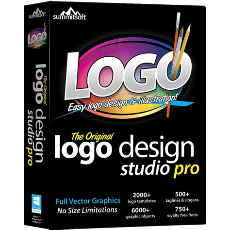 summitsoft logo design studio pro vector edition