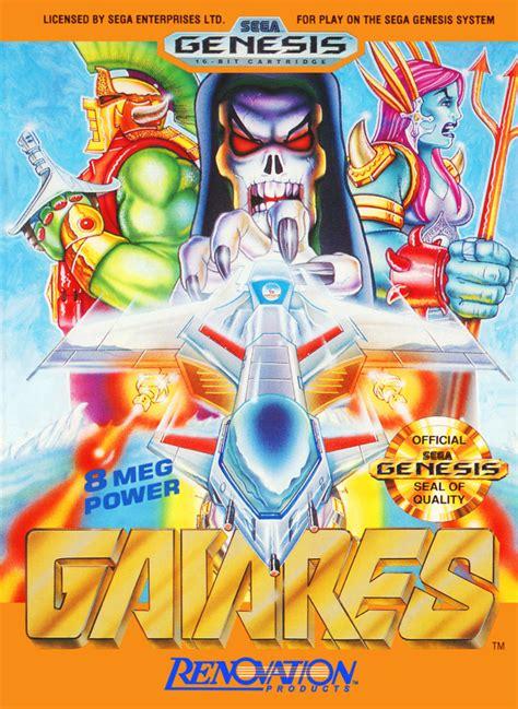 Gaiares Cheats For Genesis - GameSpot