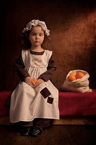 Daughter Old Masters Painting Photography
