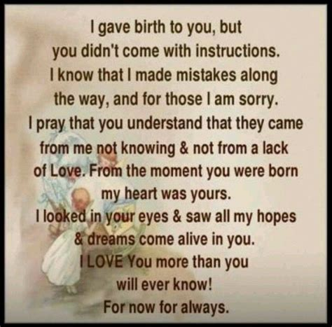 Estranged Mother Daughter Quotes