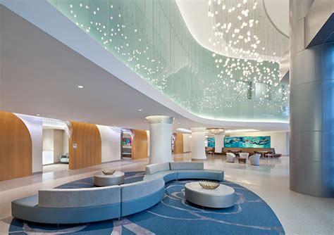 florida hospital  women wins interior design award