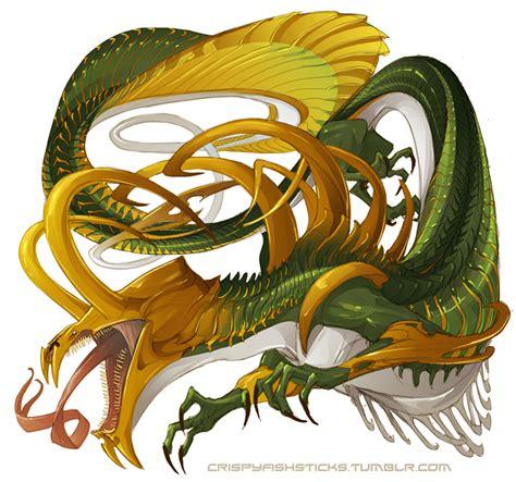 Loki Dragon By Beastofoblivion On Deviantart