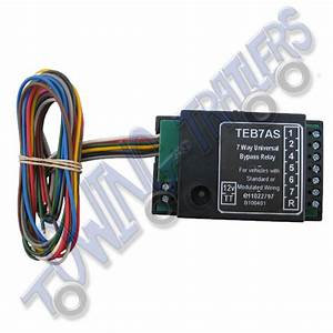 Smart Bypass Relay Teb7as 7 Way